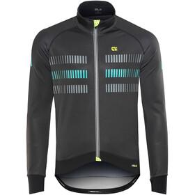 Alé Cycling PRR 2.0 Strada Jacket Men Black- Petrol Green